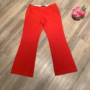 Banana Republic Orange Pants